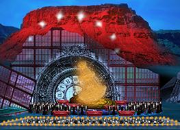 Israel Opera at Masada