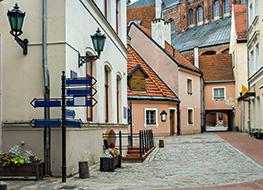 Riga vs