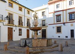Spain Cordoba plaza