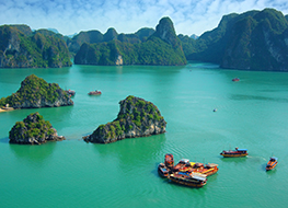 Vietnam - Ha Long Bay sm